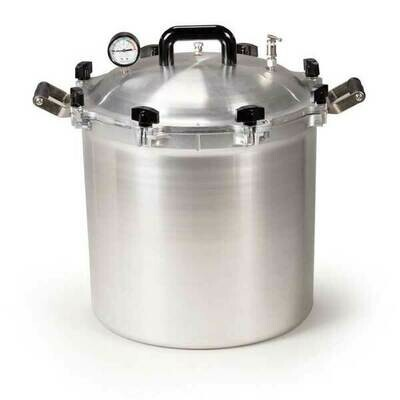 All American 41 Quart Stovetop Sterilizer - Get $50 Gift Credit with Purchase (see below)