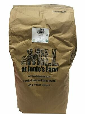 25 Pounds Organic Wheat Bran (No P.O. Box, AK, HI, or PR)