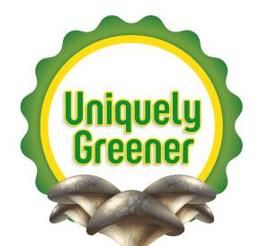 Uniquely Greener Oyster Mushroom Kit