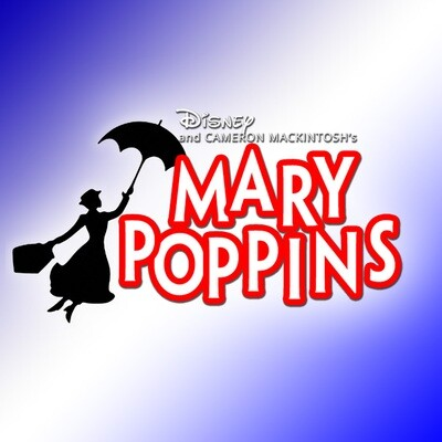 Mary Poppins - Show Poster