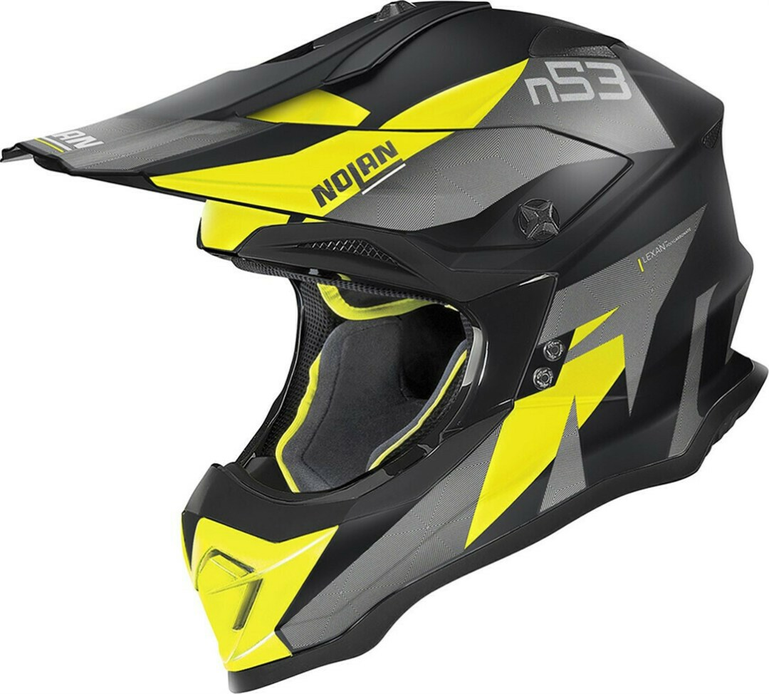 Casco Cross NOLAN N53 PORTLAND col. 64