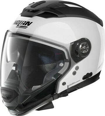 Casco Crossover NOLAN N-70.2 GT SPECIAL col. 15 BIANCO LUCIDO