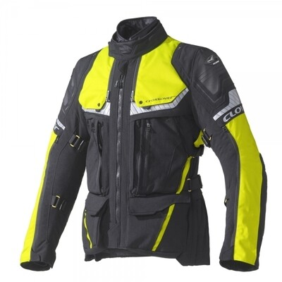 Giacca Clover CROSSOVER-4 WP AIRBAG Touring col. N/G