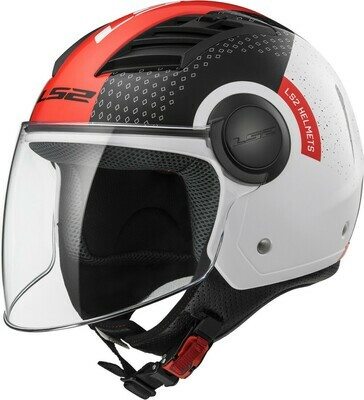 CASCO LS2 JET OF562 AIRFLOW col. CONDOR