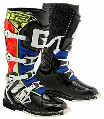Stivali Cross - Enduro G-REACT mod. 2180 col. FLUO