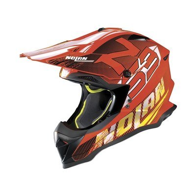 Casco Cross NOLAN N53 col. 50