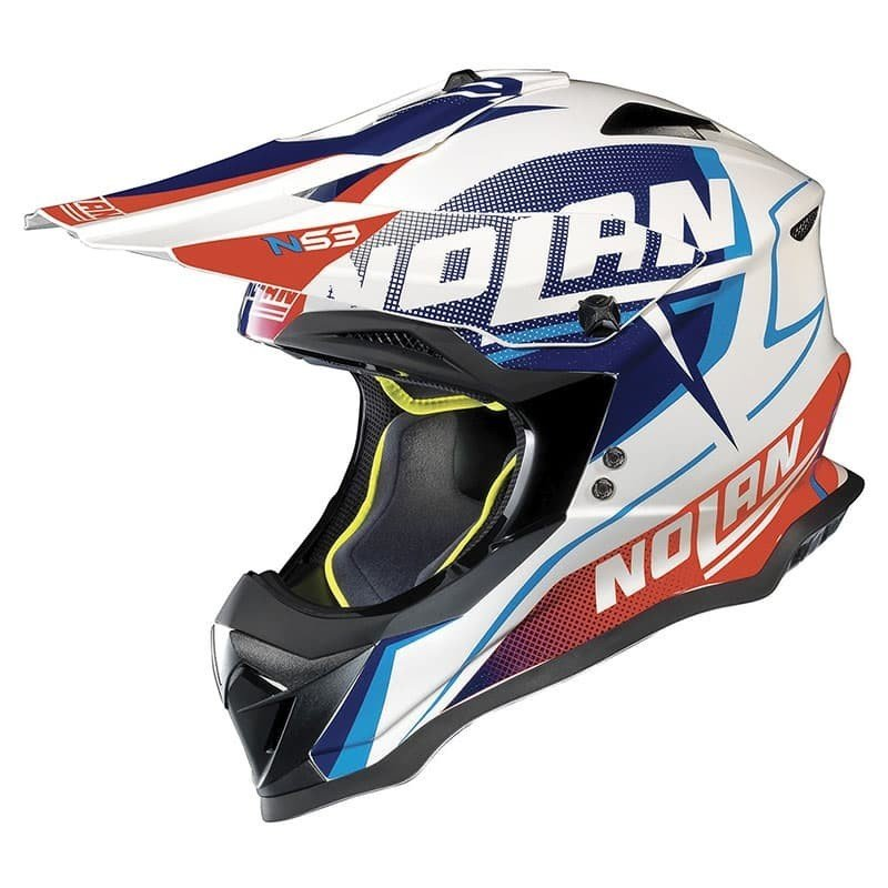 Casco Integrale Cross NOLAN N-53 col. 42