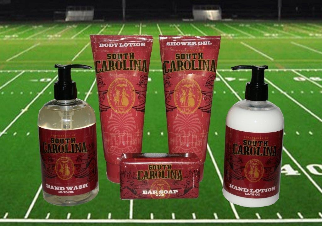 South Carolina Bath & Shower Gift Set 00006