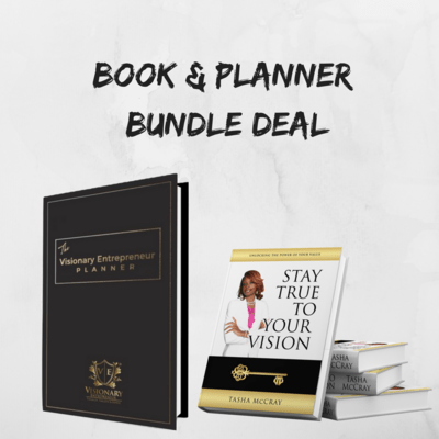 The Visionary Entrepreneur Planner & Unlocking The Power Of Your Value Bundle