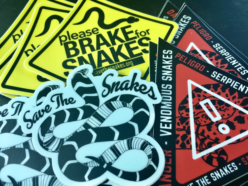 Save The Snakes Sticker Pack sts-sticker-pack