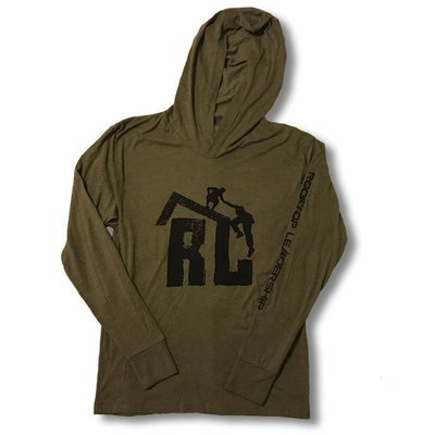 Long Sleeve Hooded T-shirt (Unisex)