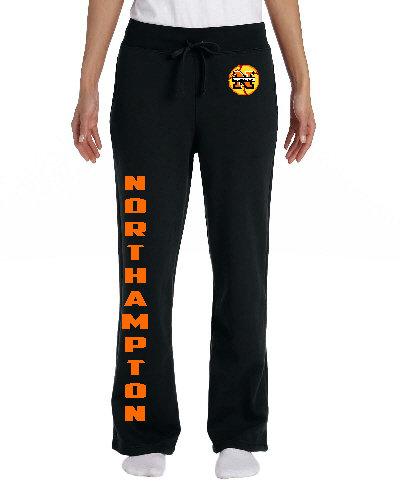 Ladies Gildan Adult Heavy Blend™ - Open-Bottom Sweatpants G18400FL