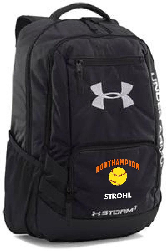 Under Armour Team Hustle Backpack II UAhustleII10