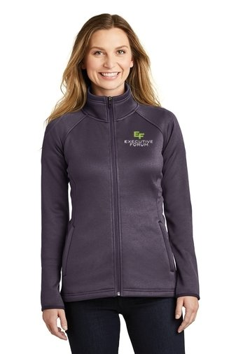 The North Face® Ladies Canyon Flats Stretch Fleece Jacket NF0A3LHA