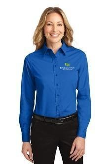 Port Authority® Ladies Long Sleeve Easy Care Shirt L608