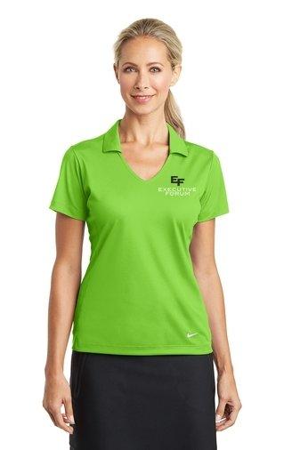 Nike Ladies Dri-FIT Vertical Mesh Polo 637165