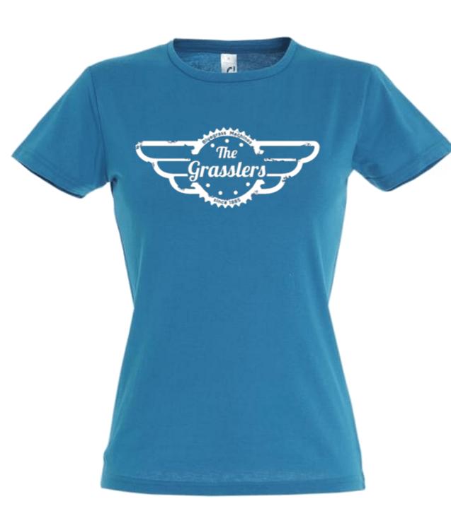 Tee-Shirt The Grasslers Femme TSF01