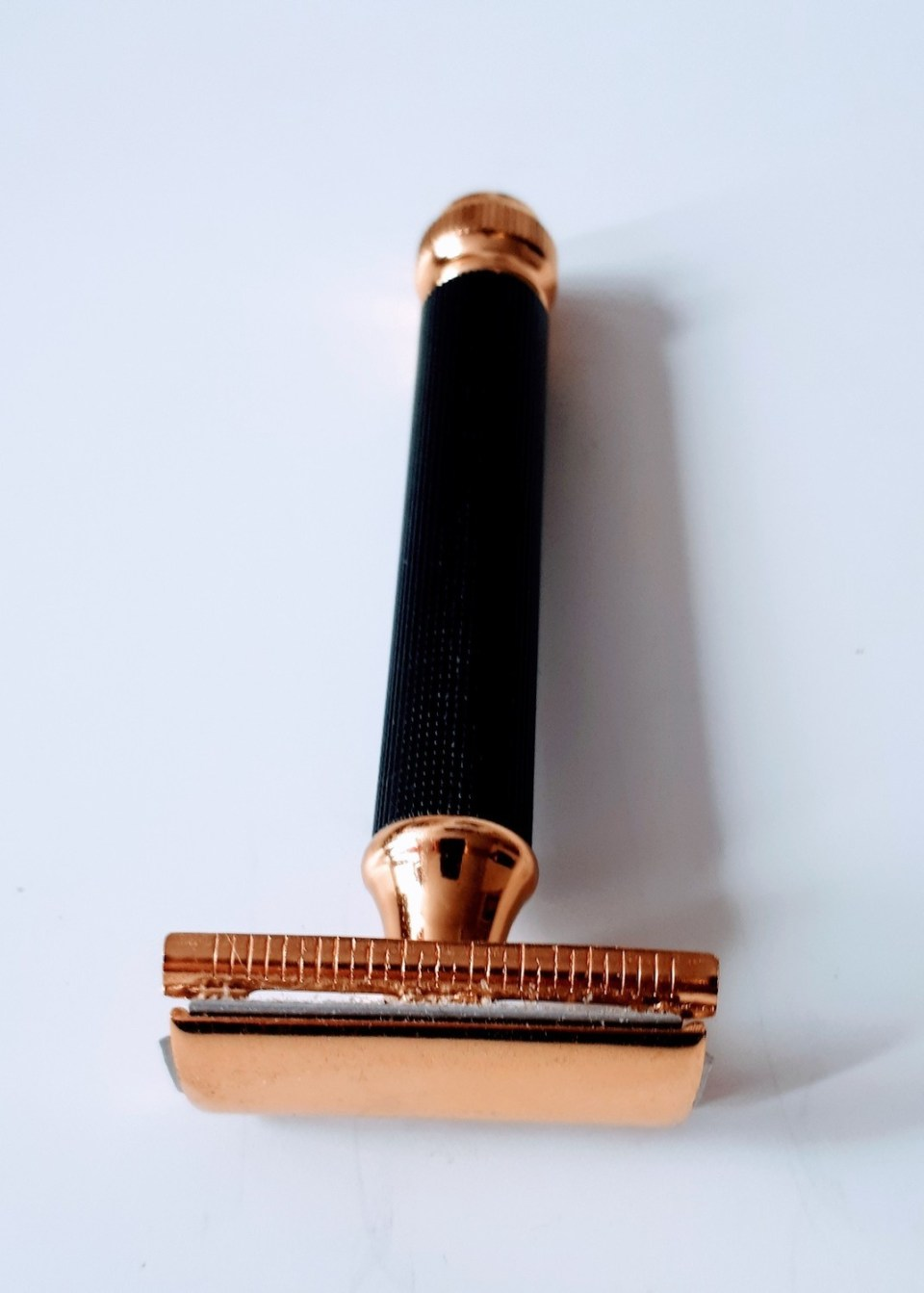Ristretto Shave System: Bold, Beautiful and Heavy. Ristretto is capable of a 1 pass shave.
