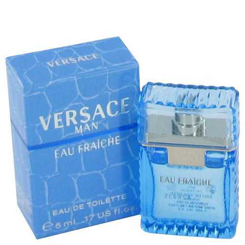 Versace Man by Versace Mini Eau Fraiche .17 oz (Men) V728-441080