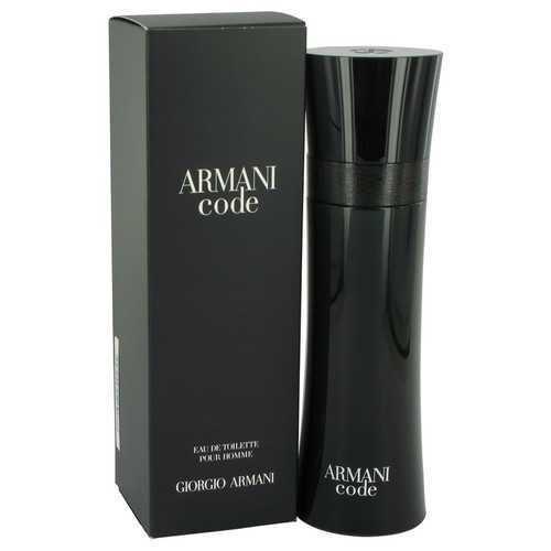 Armani Code by Giorgio Armani Eau De Toilette Spray 4.2 oz (Men)