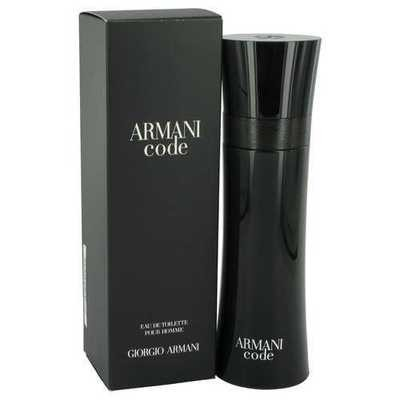 Armani Code by Giorgio Armani Eau De Toilette Spray 4.2 oz (Men)