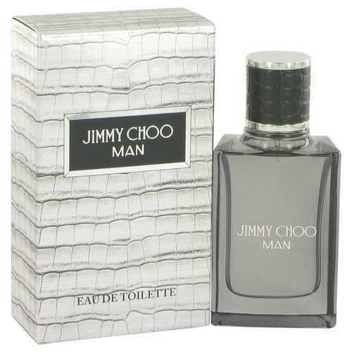 Jimmy Choo Man by Jimmy Choo Eau De Toilette Spray 1 oz (Men)