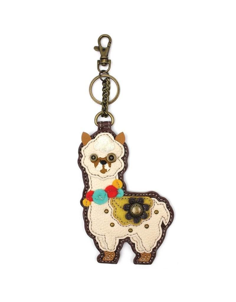 Key Fob Llama