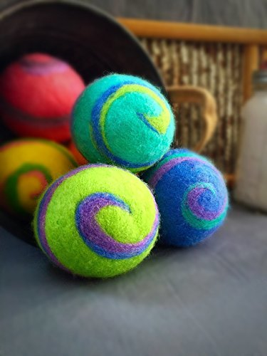 Ovella Wool Dryer Balls - Set of Six