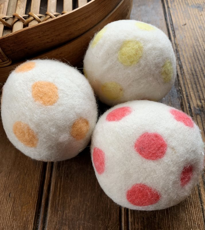 Ovella Wool Dryer Balls - Set of Three
