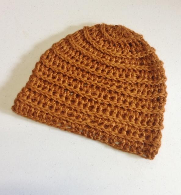 Brass Ridges Hat - Paca de Seda 00397