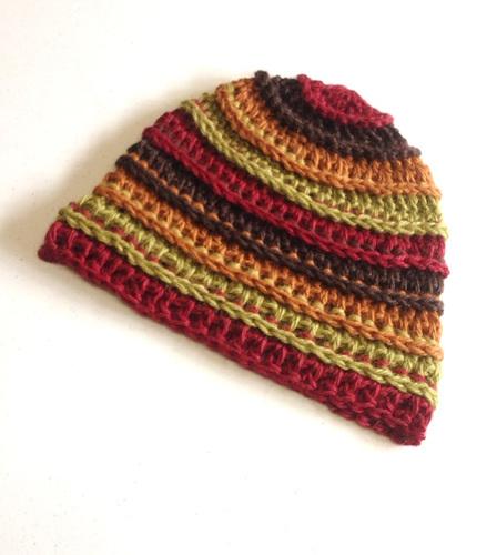 Autumn Ridges Hat - Paca de Seda 00403