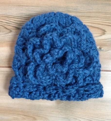 Children's Cloche Hat - 6-12 Months