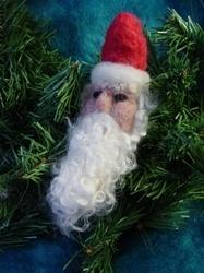 Santa Ornament Kit 17842