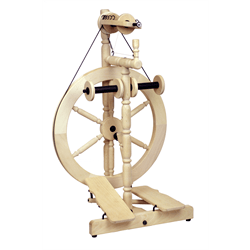 "Louet ""Olivia"" Spinning Wheel - Unfinished LOUET-091000"