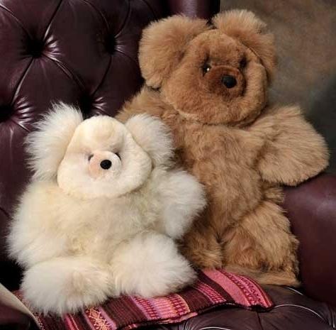 Baby Alpaca Teddy Bears PL-111004