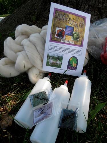 Roving Dye Kit AMDWS-0912