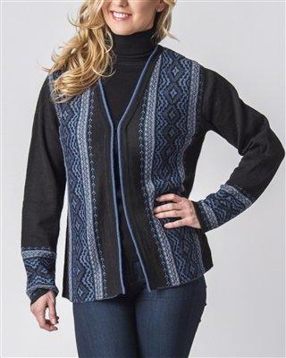 Kathleen Ladies Alpaca Sweater 18117
