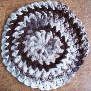 Alpaca Rug Crocheting Class