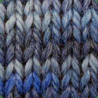 Snuggle Bulky Alpaca Blend Yarn - A Bunch of Blues AYC-6902