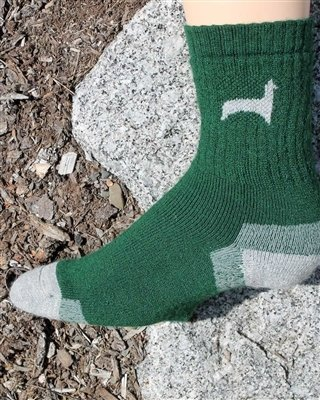 Hunter Alpaca Sock 18146