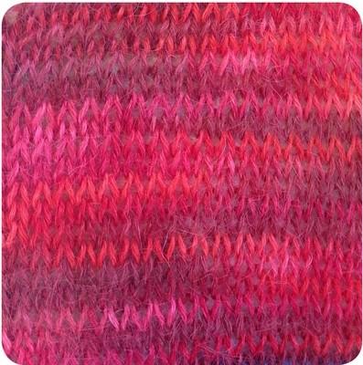 Paca-Paints Alpaca Yarn - Ruby Slippers