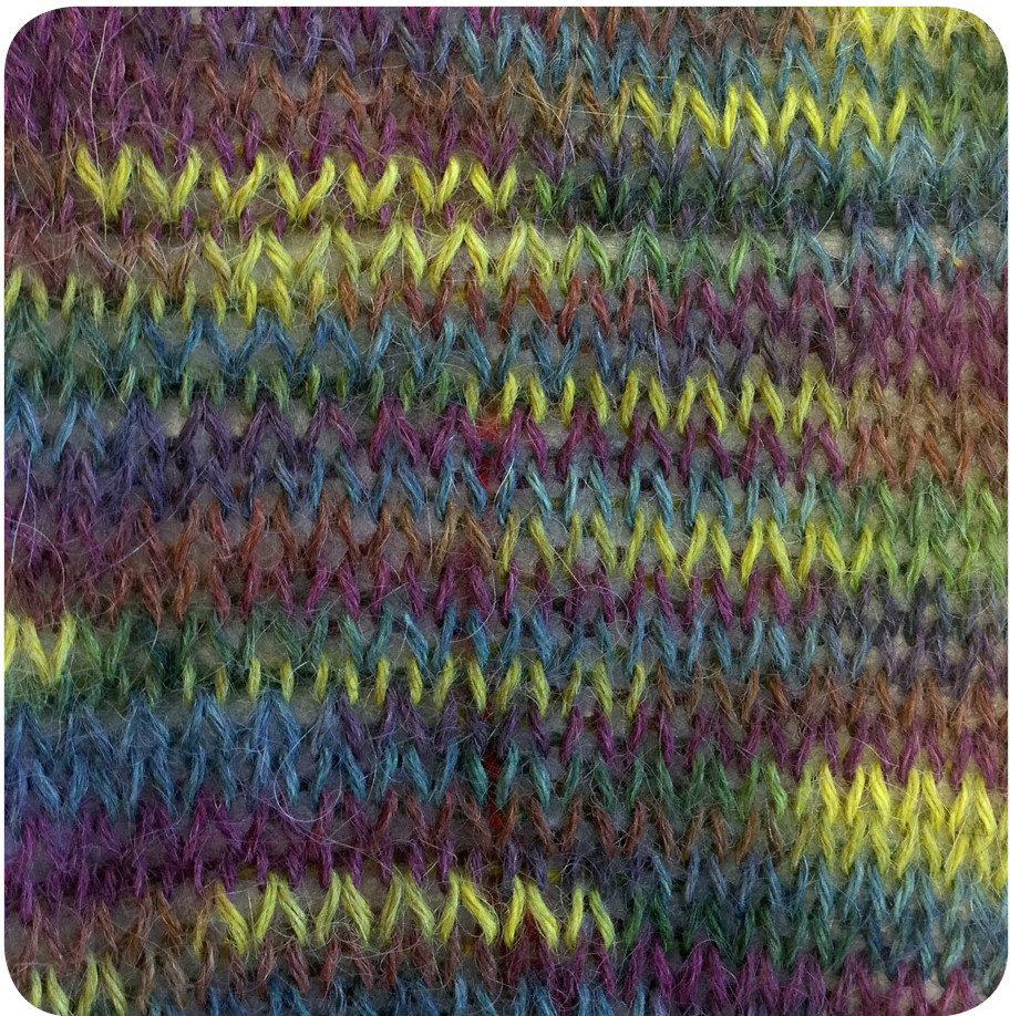 Paca-Paints Alpaca Yarn - Night Circus