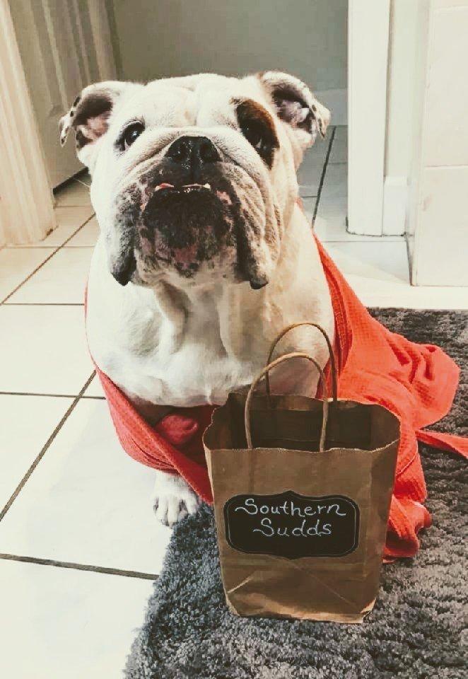 Belly Rubs & Butt Scrubs Pet Products