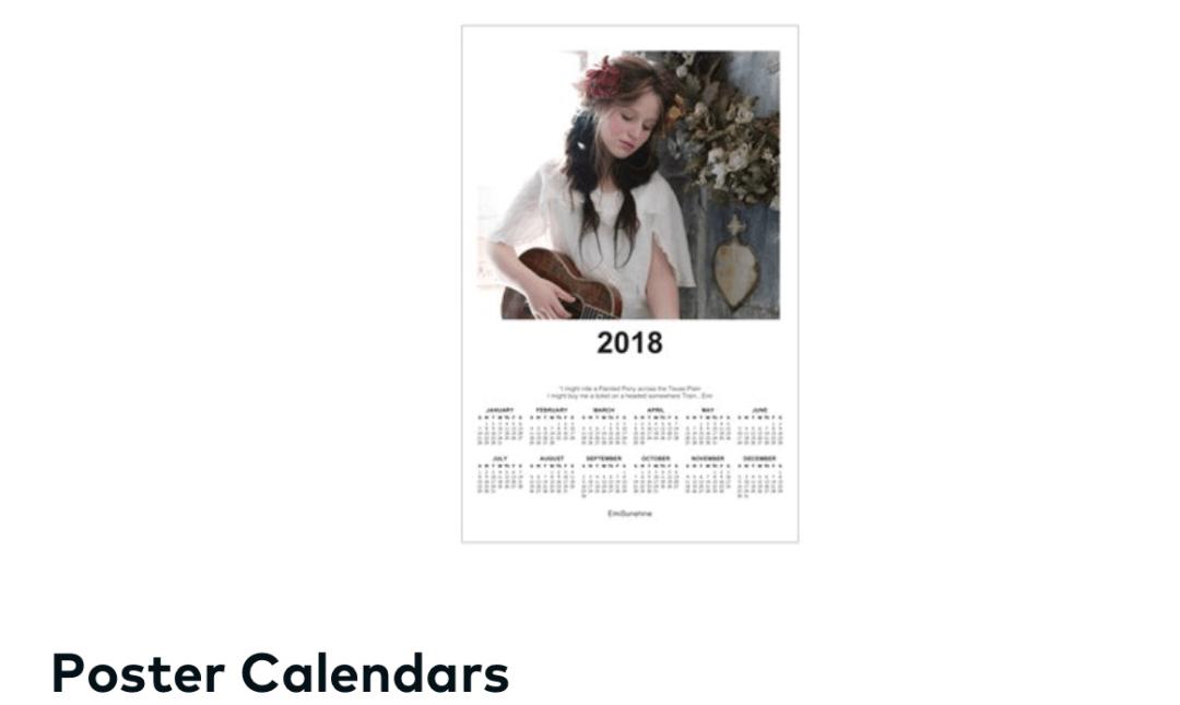 Poster Calendar  00004