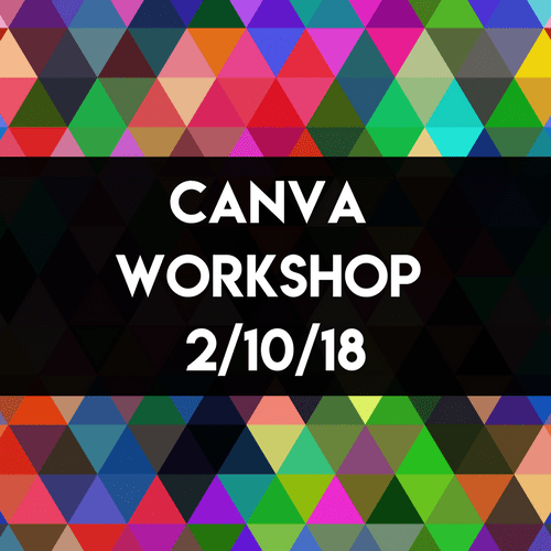 Canva Workshop 2/10/18 00010