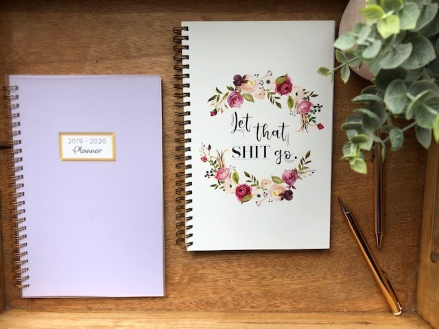 2019 Lifestyle Planner & Journal Pack