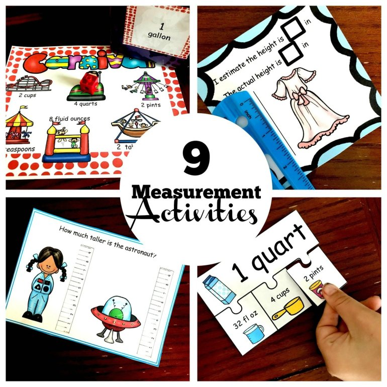 9 Measuring Activities