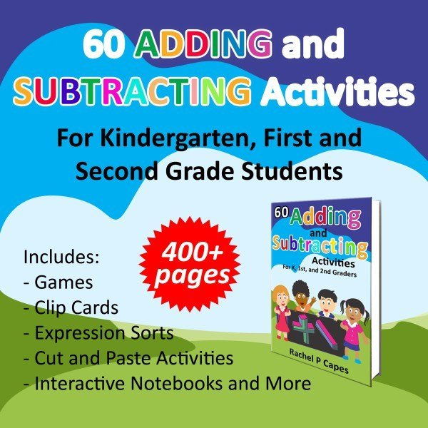 60 Adding and Subtracting Activities 00007