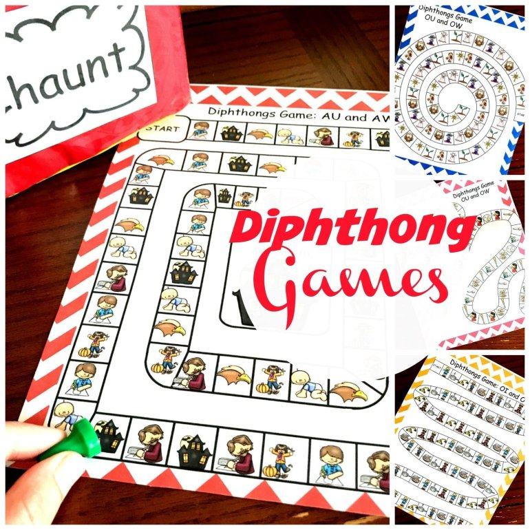 Diphthong Games