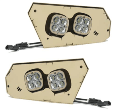 Polaris Dagor IR Headlight Kit